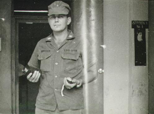Bob Bureker's Military Page